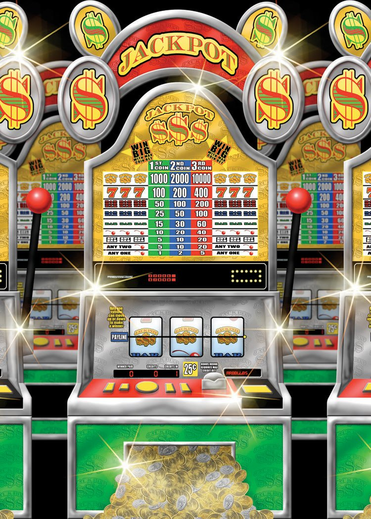 Casino Slot Machines Names