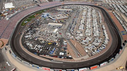 Las Vegas Tri Oval