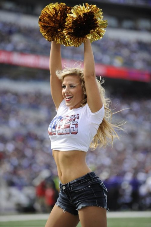 Sexy Saturday ~ NFL Cheerleaders Edition | For Shiggles500