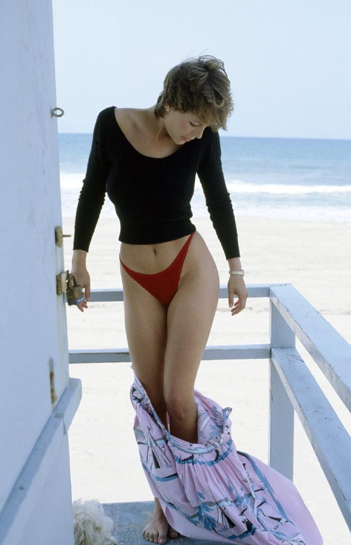 Jamie lee curtis sexy body