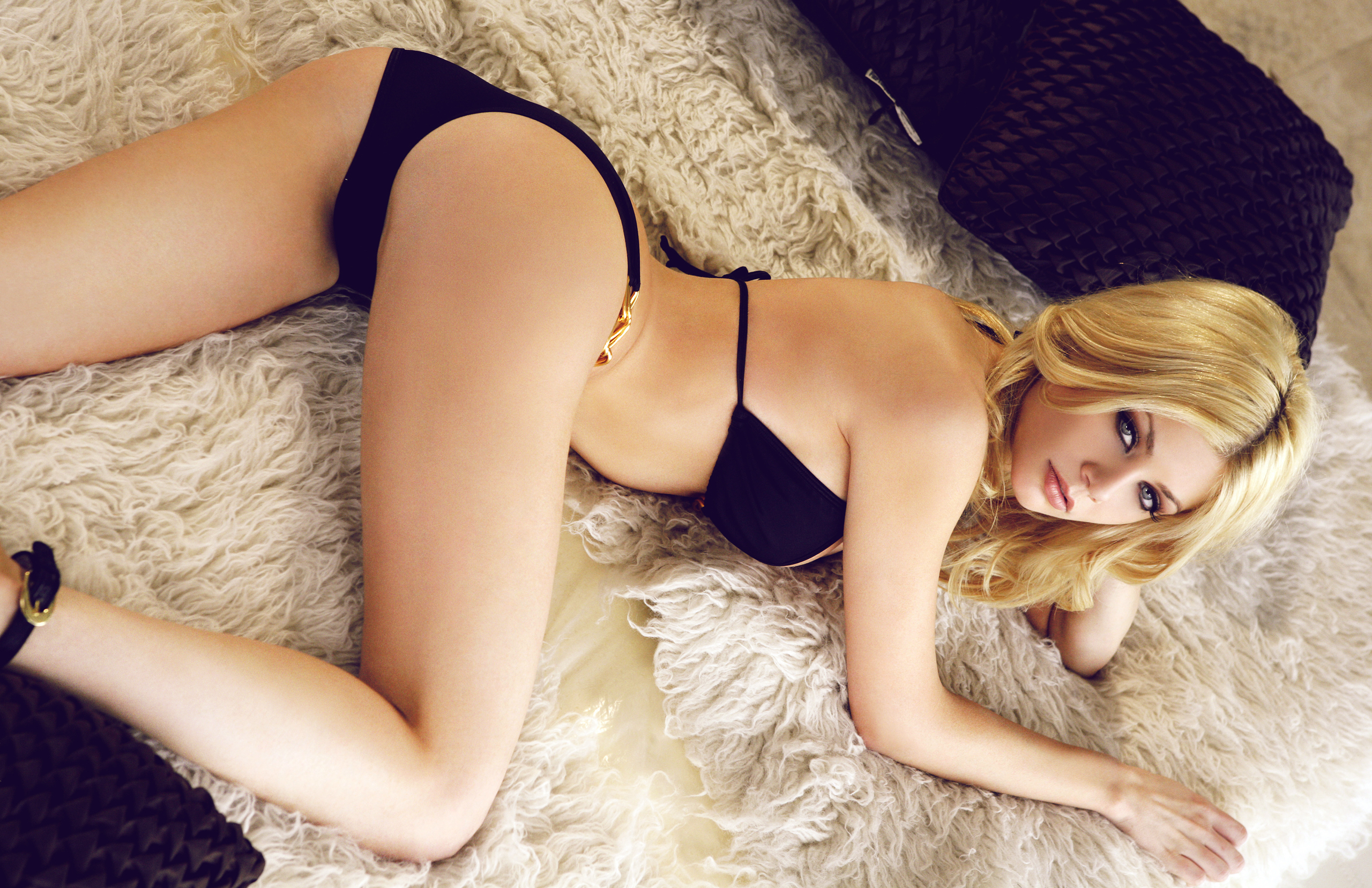 sexy blonde polonia girl pussy