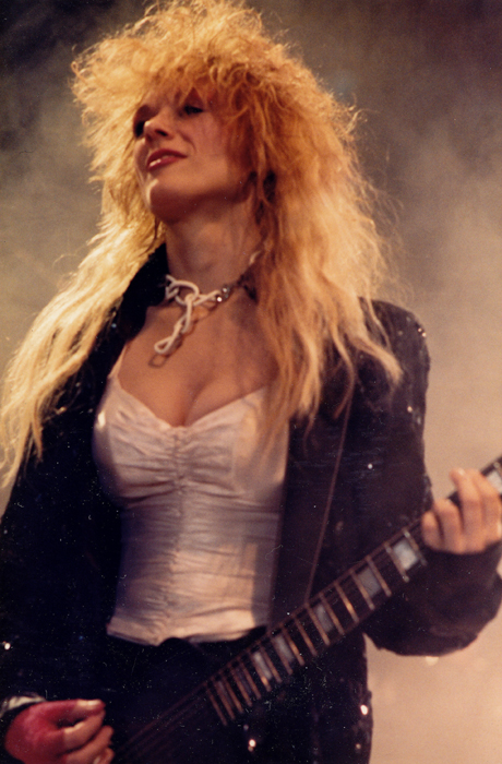 Nancy Wilson Boobs