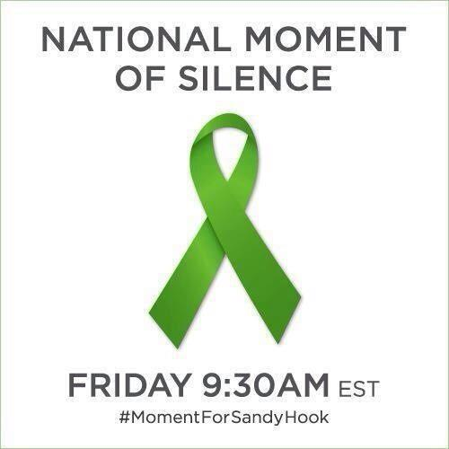 Sandy Hook Moment of Silence
