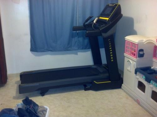 Treadmill!
