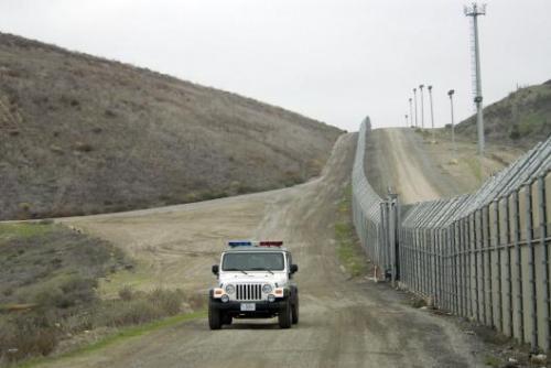 Border patrol