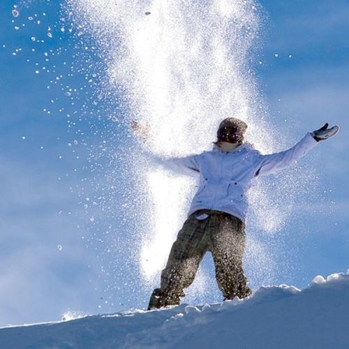Gretchen Bleiler Snowboarding
