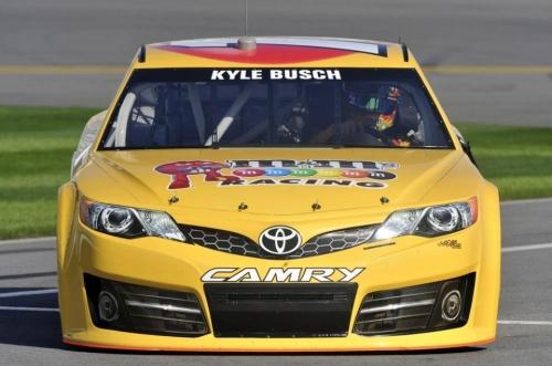 Kyle Busch Camry