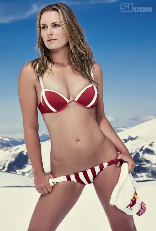 Lindsey Vonn Bikini