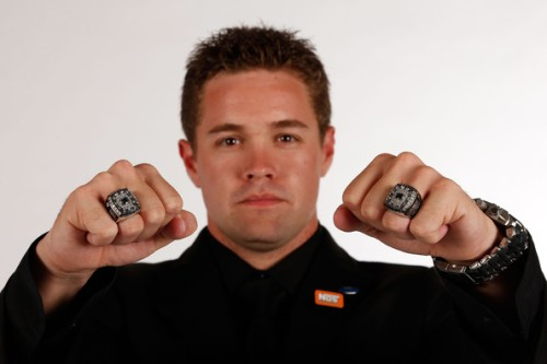 Ricky Stenhouse Champion