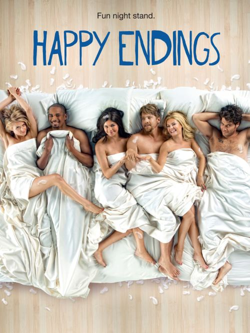 Happy Endings Season 3