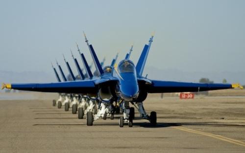 Blue Angels F18