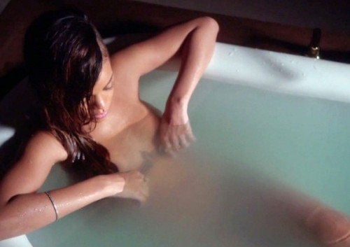 Rihanna Bath Sad