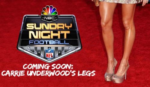 Carrie Underwood NBC