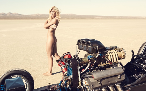 Courtney Force Naked