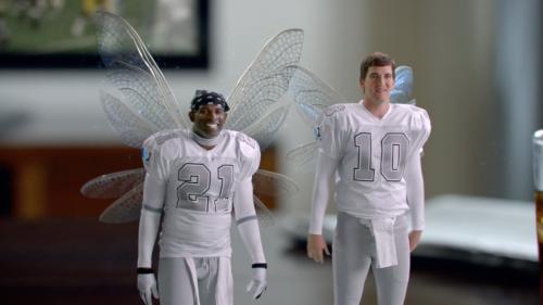 Football fairies