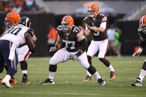 Weeden vs. Rams