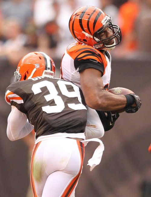 Tashaun Gipson big hit