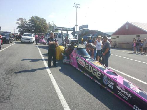 Brittany Force Pink