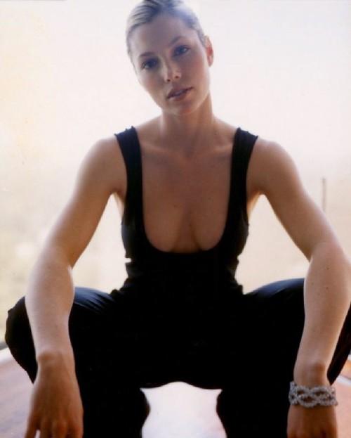 Jessica Biel WOW
