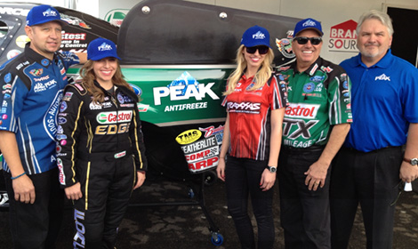 John Force Peak