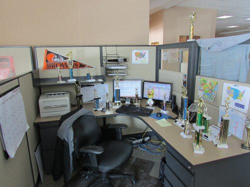 Trophy Desk