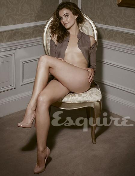 Keri Russell Naked
