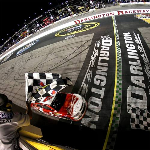 Harvick Win Darlington
