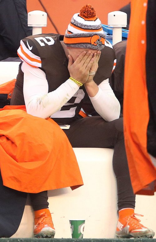 Manziel Face Palm